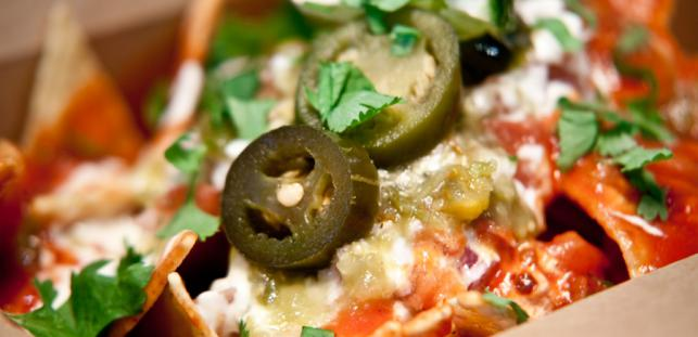Nachos close up3